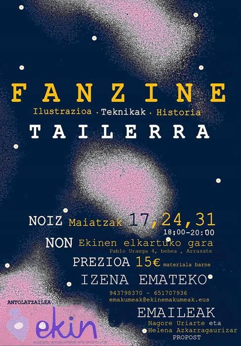 FANZINE TAILERRA