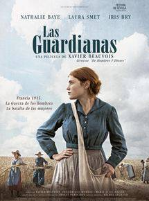 'Las guardianas' filma