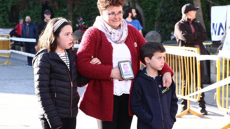 Iñigo Guridi 'Kalibre' izan dute gogoan lasterketa hasi aurretik