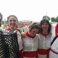 Voces Navarras taldearen emanaldia