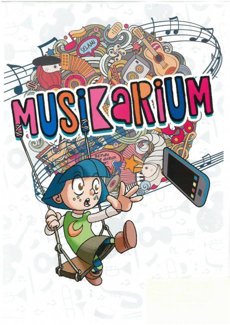 'Musikarium' haur antzerki musikatua