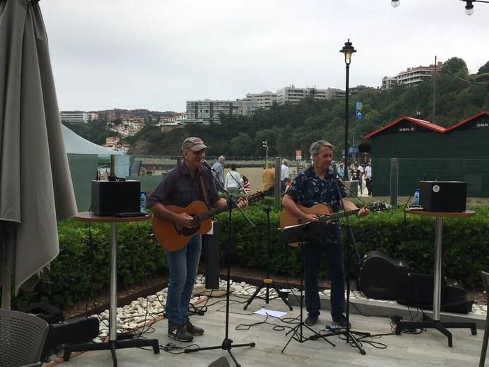 Sastiñako Musika Festibala: Charlie Cosh & Mikel Gaztañaga