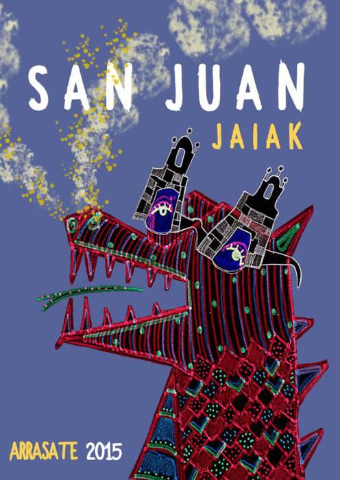 2016ko San Juan jaietako kartel lehiaketa martxan da