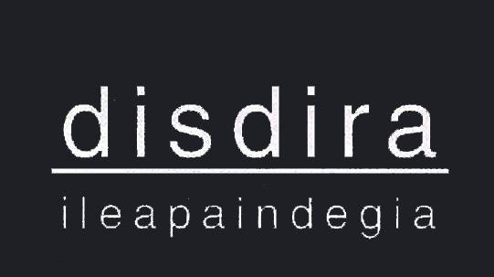 Disdira ile apaindegia logotipoa