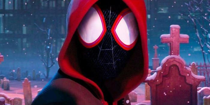 'Spiderman, un nuevo universo' filma