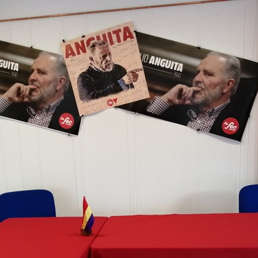 Julio Anguita oroitzeko hitzaldia