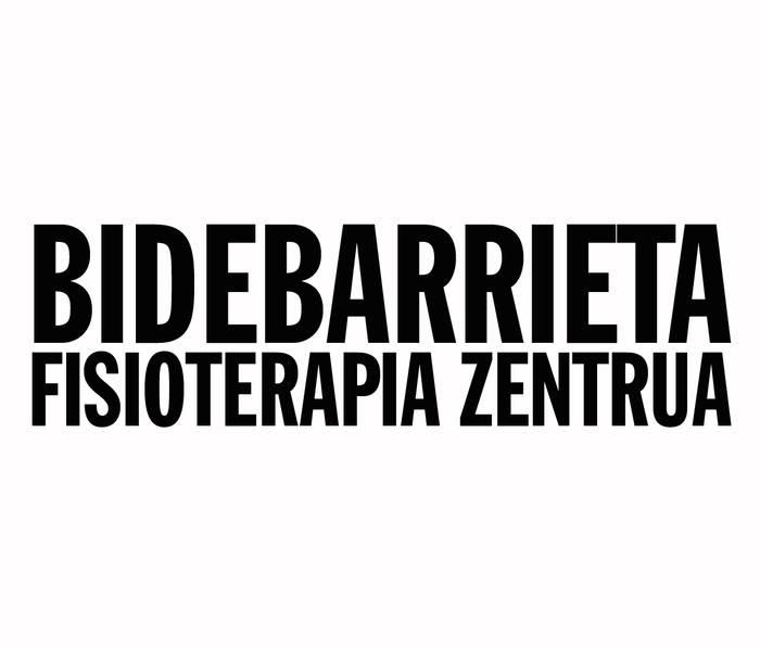 Bidebarrieta Fisioterapia Zentroa