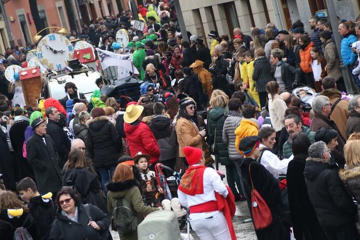 Inauterietako desfilea Aretxabaletan - 96