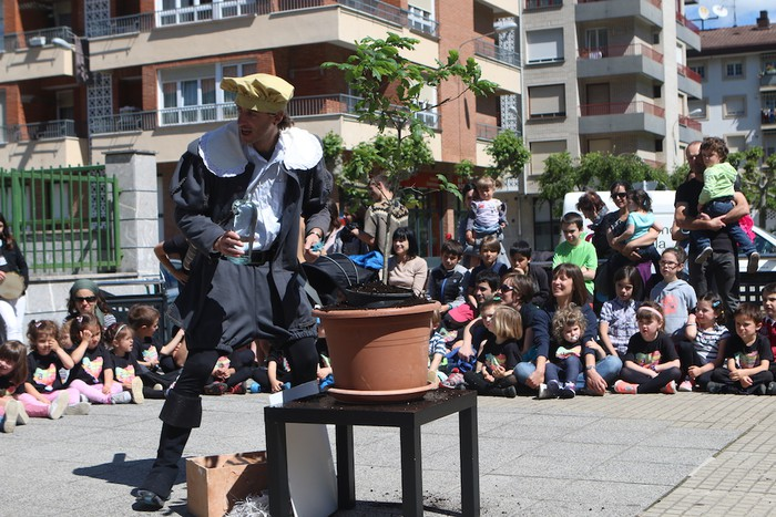 Udaberriaren algara eta festa Basabeazpin - 5