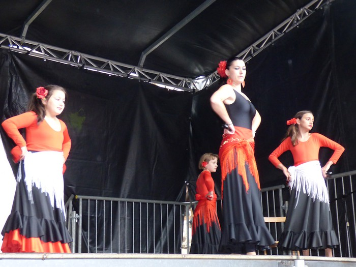 Ikusmina sortu du Maledantza taldeak flamenko erakustaldiarekin - 10