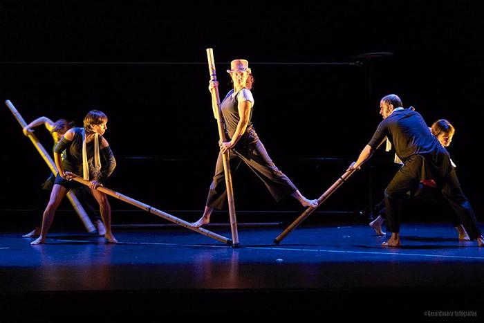 'Julietas, Romeo Circo' ikuskizunerako sarrerak ditugu