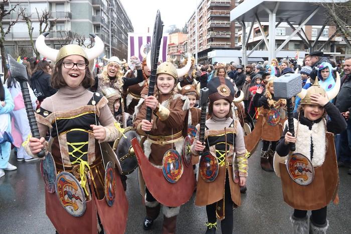 Aratusteetako desfilea Arrasaten - 55