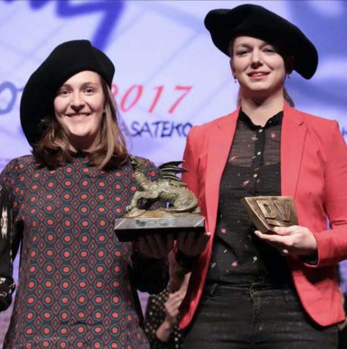 Akordeoi kontzertua: Neza Torkar eta Maria Zubimendi