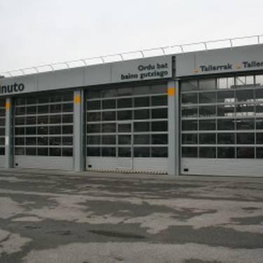 Renault Minuto-konponketa azkarra