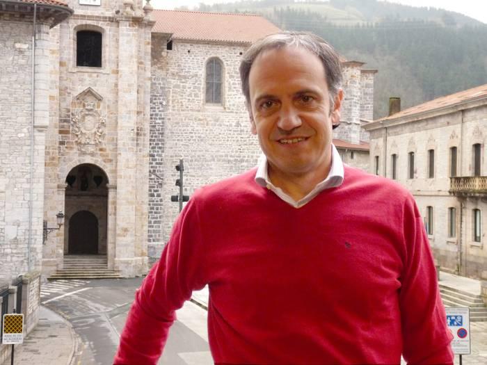 Juanje Alberdi izango da alkate bihartik Bergaran, udalbatza berria eratuta