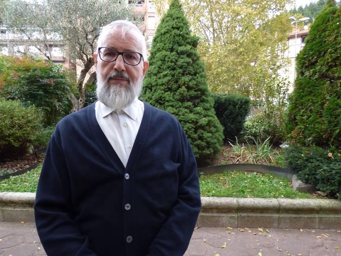 """Patxi Uribarren: """"Baionan egin zen bilera izan zen jaiotza, eta Arantzazukoa bataioa"""""""