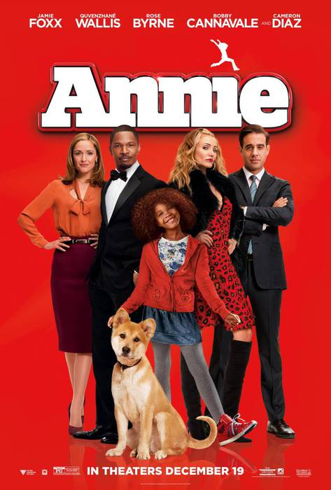 'Annie' filma umeendako