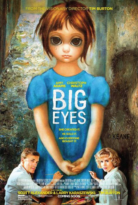 'Big eyes' filma