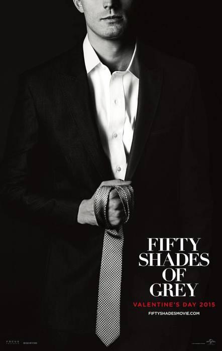 '50 sombras de Grey' filma