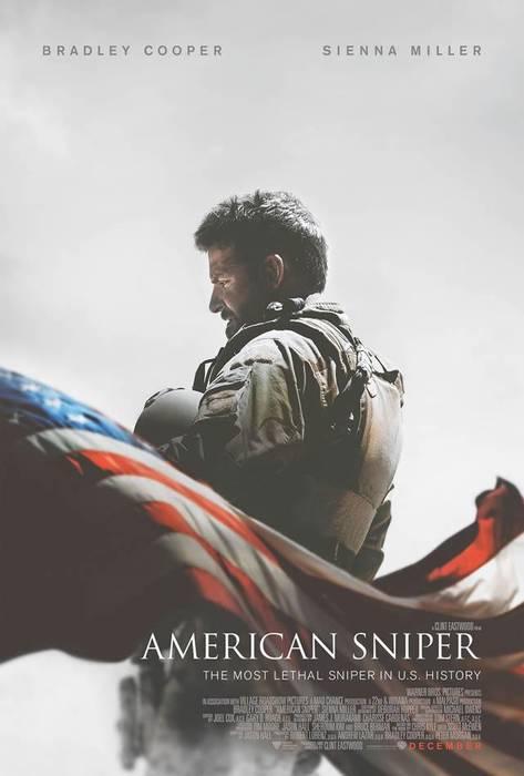 'El francotirador' filma