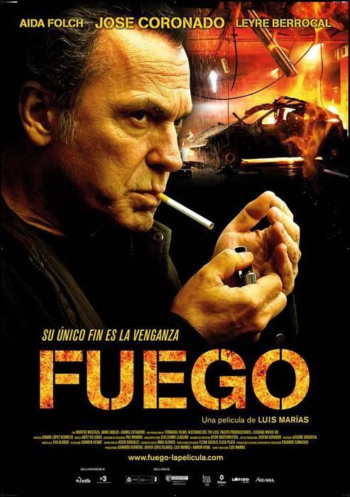 'Fuego' filma
