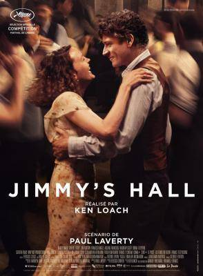 'Jimmy's Hall' filma