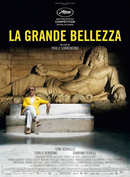 'La gran belleza' filma