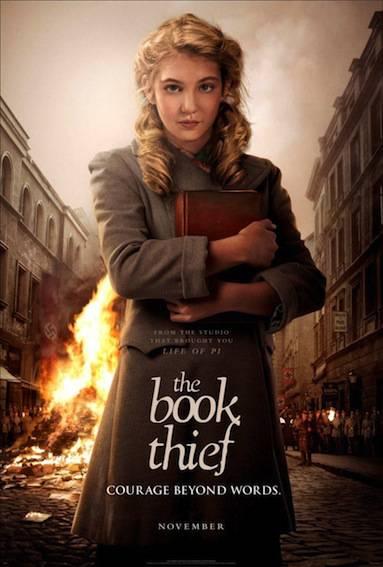 'La ladrona de libros' filma