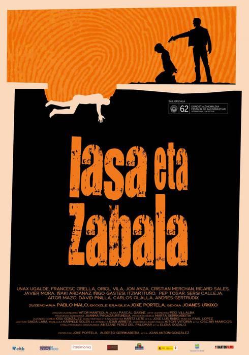 'Lasa eta Zabala' filma