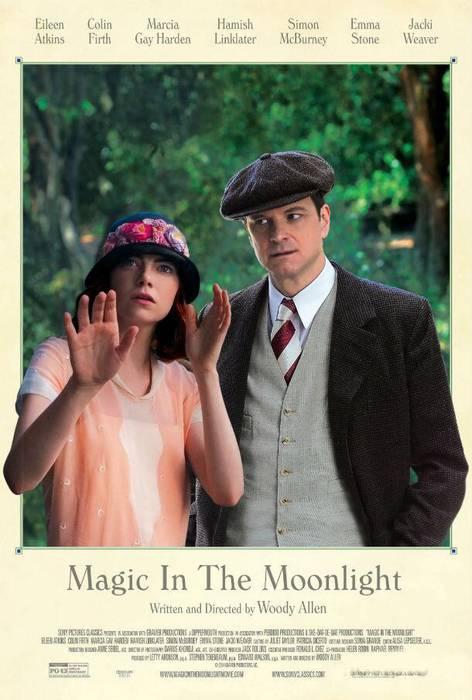 'Magia a la luz de la luna' filma