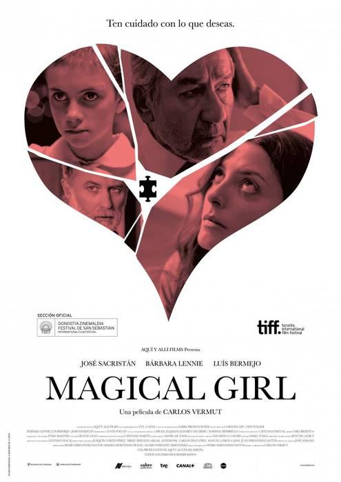 'Magical girl' filma