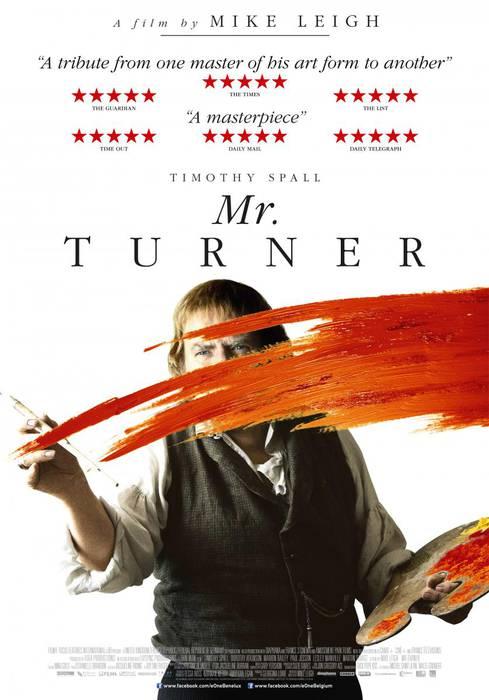 'Mr. Turner' filma