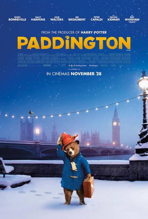 'Paddington' filma