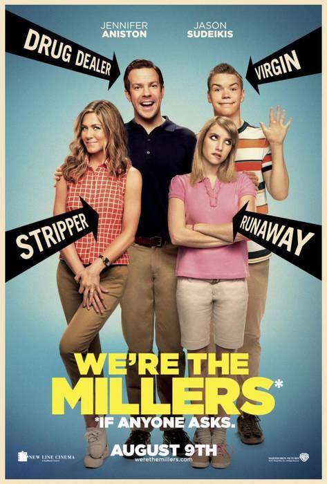 'Los Miller' filma (Zine-kluba)