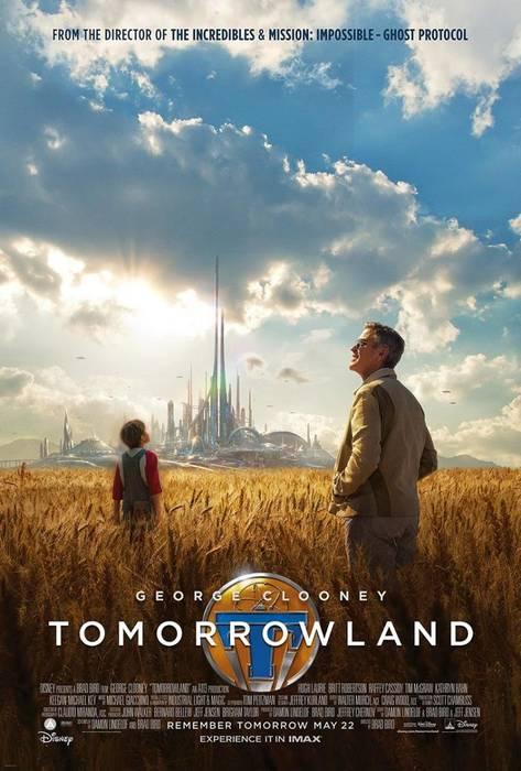 'Tomorrowland' filma