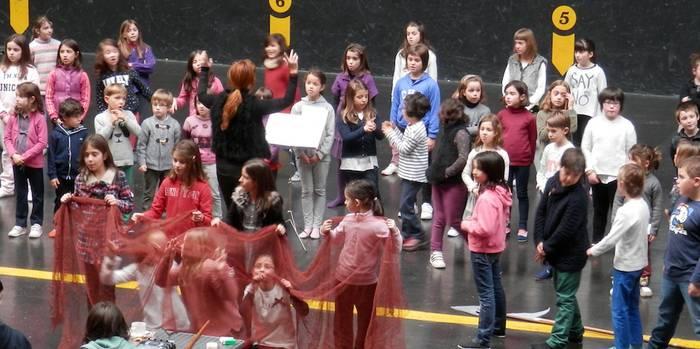 'Apirilean musika' zikloak doinua jarriko dio herriari