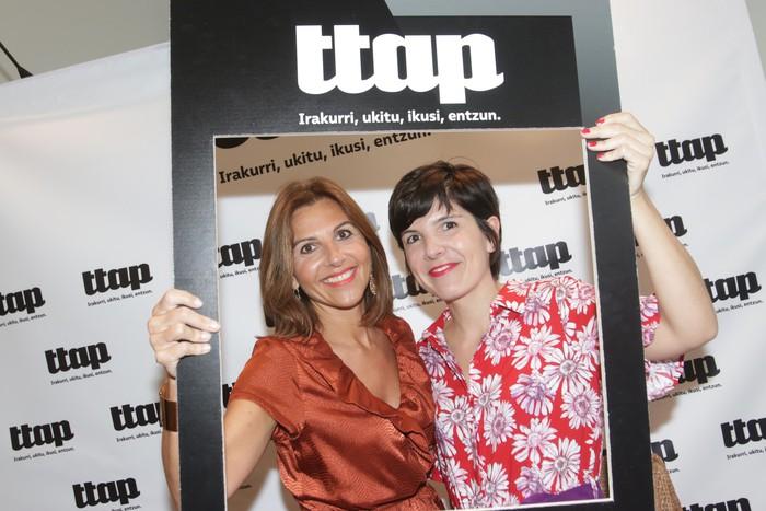 'Ttap' aldizkaria ezagutzeko jende asko elkartu da Donostian - 29