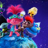'Trolls 2: la gira mundial' filma, haurrendako