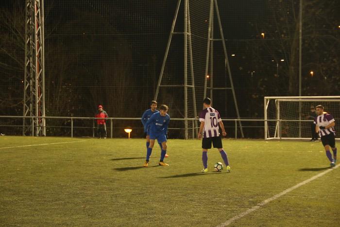 Liderrari irabazi dio Mondrak (1-0) - 13