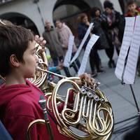 Leizarra musika eskolakoen kontzertua