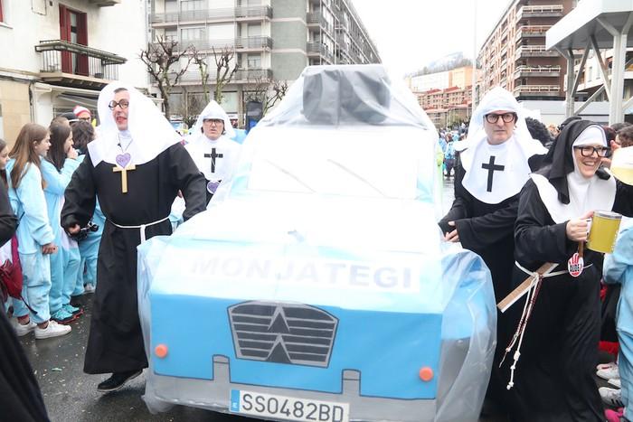 Aratusteetako desfilea Arrasaten - 80