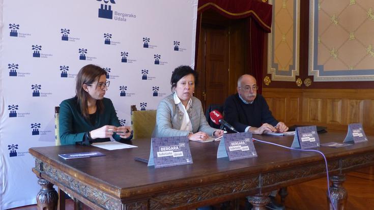 Herritarren ideiak garatzeko 260.000 euroko partida du Bergarako Udalak