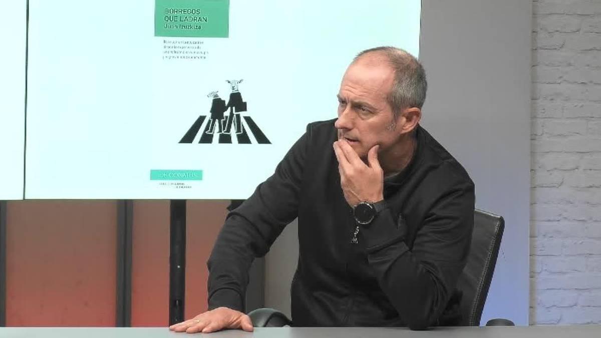 """Juan Izuzkiza: """"Hezkuntzan bere espazioa galdu du jakintzak"""""""