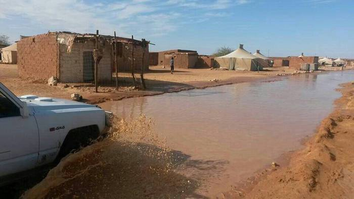 SOS Sahara jaialdia egingo dute domekan Bergarako gaztetxean