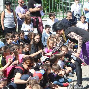 Udaberriaren algara eta festa Basabeazpin