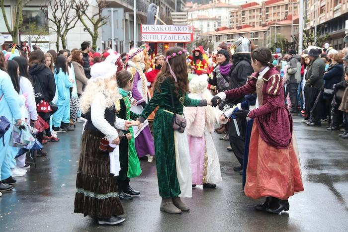 Aratusteetako desfilea Arrasaten - 39