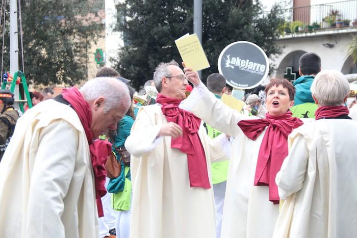 Inauterietako desfilea Aretxabaletan - 110
