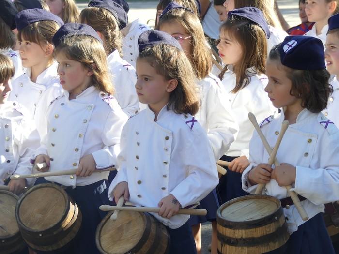 Txikitxoenek San Juan festetan murgildu dute herria - 8