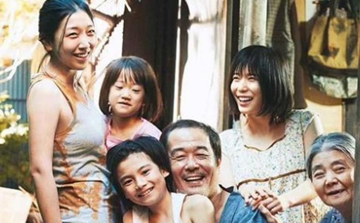 'Un asunto de familia' filma, zineklubean