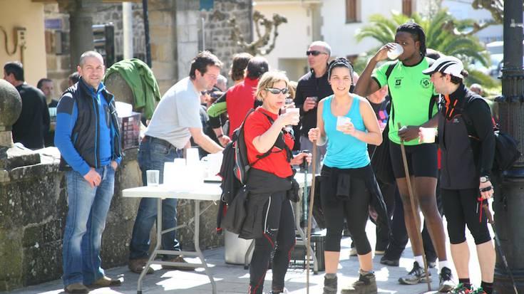 MENDIA: Finalista Egun ederra Elgetan